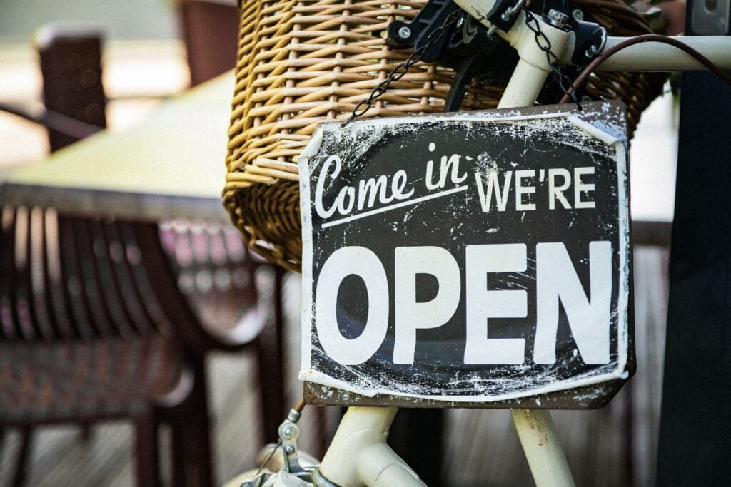 How to get customers to new website, online store